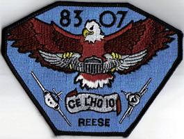 Reese UPT Class 83-07