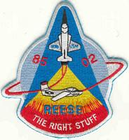 Reese UPT Class 85-02