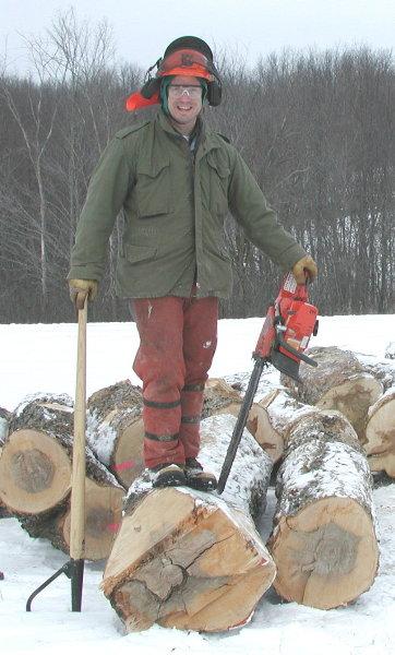 Lumberjack Boy